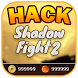 Hack For Shadow Fight 2 Game App Joke - Prank by Maboha