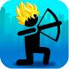 Vexman archers - Stickman shadow killer by Smosh games