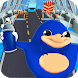 Subway Sonic Ugandan knuckles Temple run Games 3D by pablos