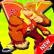 Super Kong - Banana Donkey by prank s.f.g