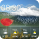 Weather Clock Widget Thriving by Weather Widget Pro