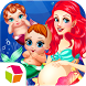 Mermaid Princess Fantasy Baby by Lv Bing