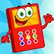 Kids Phone Educational Games by Pinkycow Studios