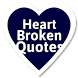 Heart Broken Quotes Images