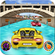 Water Surfer Car Adventure : Frozen Water Car by The Game Link