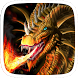 Fire Dragon Theme by Huizhang Theme