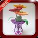 Origami Flower Tutorials by Ak-tsir Maalii