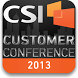 CSI Customer Conference 2013 by Core-apps