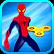Fidget Hand Spinner Superhero by Games Arena 3D