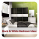 Black n White Bedroom Ideas by JohnConnor