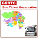 GSRTC Bus Ticket Reservation by 3s App Tech