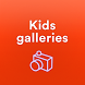 Kids Galleries - tablet by Hualapai, S.L.