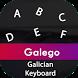 Galician Input Keyboard by GrowUp Infotech