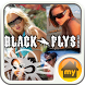 BLACK FLYS-GIRLS Theme by NOS Inc.