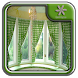 Bay Window Curtains Design by Quill Spray
