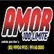 RADIO AMOR 100 LIMITE by JNB HOST