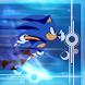 Super Sonic Jungle World Run by free amazing game