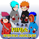 Ninja Konoha Akatsuki by nin studio