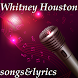 Whitney Houston Songs&Lyrics by MutuDeveloper