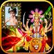Durga Maa Photo Frames by livewallstore
