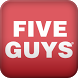 Five Guys Burgers & Fries by Five Guys