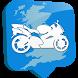 UK Motorcycle Parking by Denys Melashkov