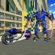 Police Robot Transformer Hero by PalmGames