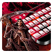 Skull Grim Reaper Keyboard by Cool Keyboard Theme Studio