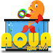 Aqua Rings Toss by Satistrum