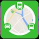 EasyTransit- Bus & Train Info by Tech Digit