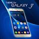 Theme for Samsung Galaxy J7 by Mr. Spring
