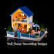 Dolls House Furniture Design by D.I.Y Eye Contrast
