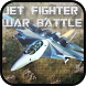 Jet Fighter War Battle by Elevensoul Apps