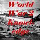 World War 2 Knowledge test by Asad Shoaib