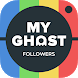My Ghost Followers Instagram by Antonio di Stefano