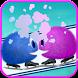 Fluffy ball crash by iim mobile