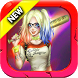 Supre Hero - joker Quinn Girl by Game Nes