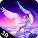 Angel Fairy 3D Live Wallpaper by FunGames10