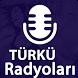Türkü Radyoları Dinle by BeytoDroid