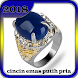 cincin emas putih pria by Dodi_Apps