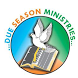 DUE SEASON MINISTRIES by Church Marshal