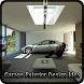 Garage Exterior Design Idea by Ashlalayo