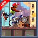 Super BMX Cycle Rider by Upin Ipin Boboiboy Apps