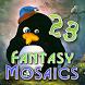 Fantasy Mosaics 23: Magic Forest by Andy Jurko