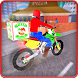Moto Pizza Delivery Bike: Deliver Pizza in City by The Games Flare