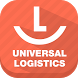 Universal Logistics company by ZOOM APPLICATION LABORATORY