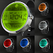 Moto360 digial face 9 colours by Wilson & Sons