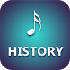 Lyrics for HISTORY by Qinchow