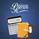 Pension Calculator. by The Pension Review Service