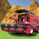 Combine Harvester Forage Plow by Iconic Click